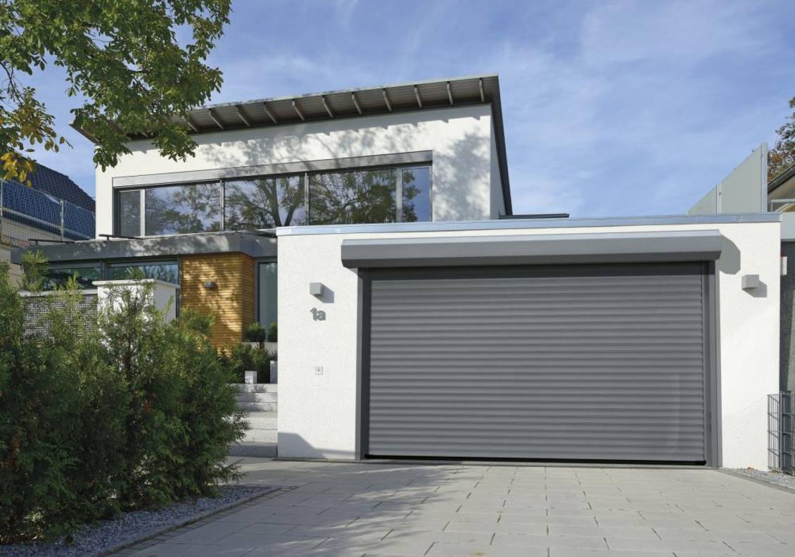 automated roller garage door Essex