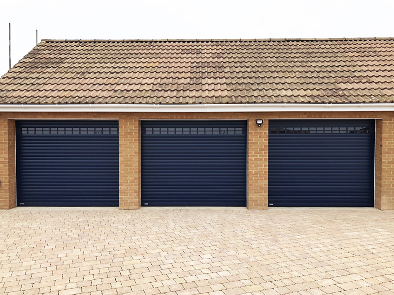 roller shutter garage doors in Essex