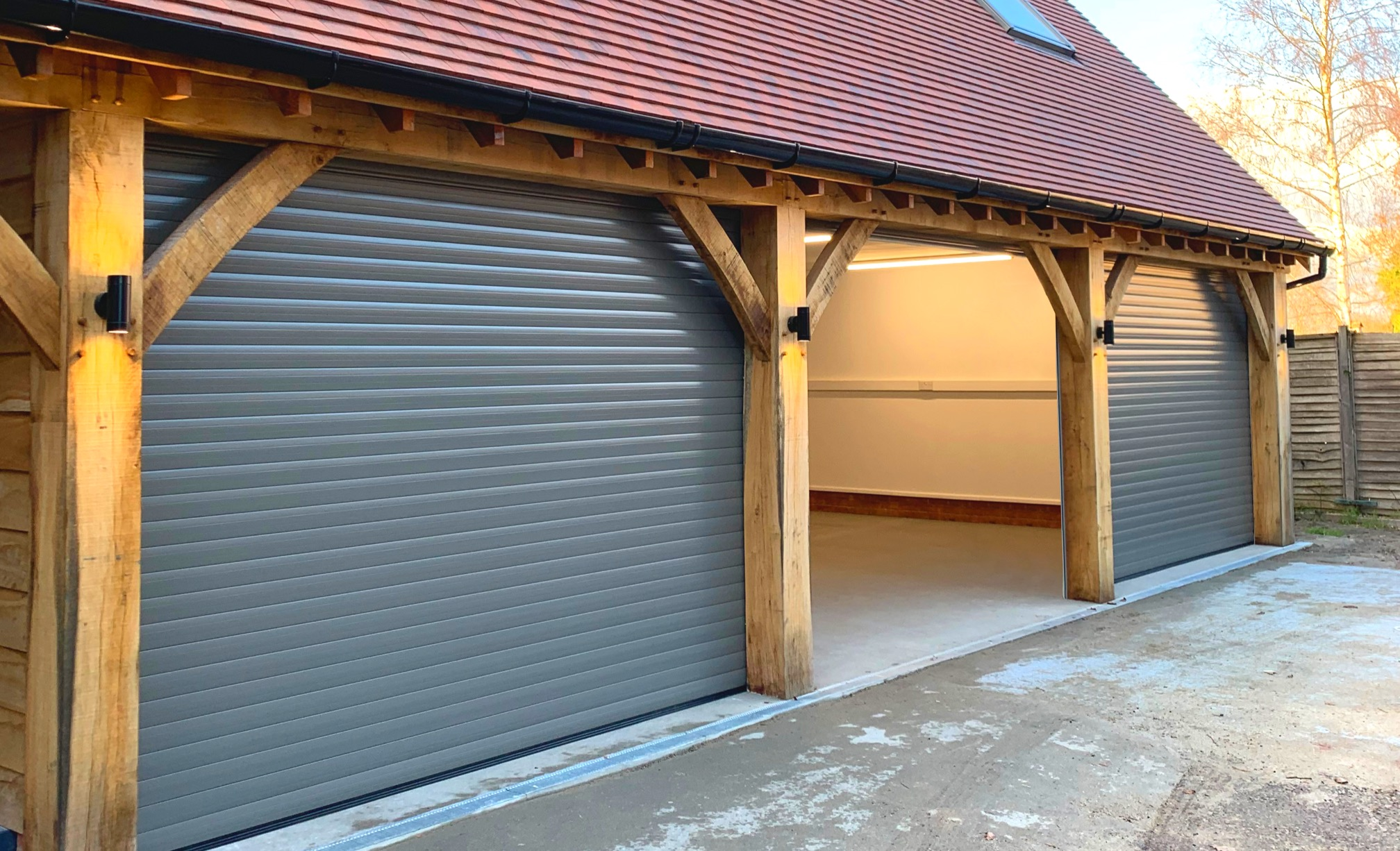 electric roller shutter garage doors Chelmsford