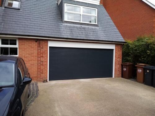 Roller Shutter Garage Doors